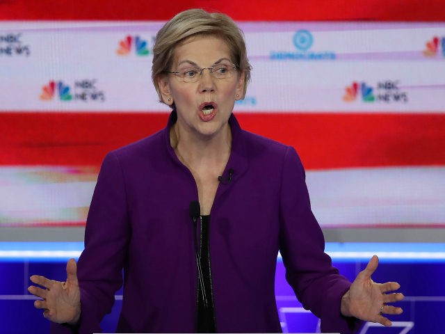 Miami Florida. A field of 20 Democratic presidential candidates was split into two groups of 10 for the first debate of the 2020 election