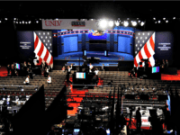 First Dem Debate Stage