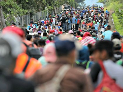 Flooding the Border
