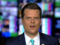 Matt Gaetz: Trump's Nominee 'Gives Us the Chance to Reshape Jurisprudence'