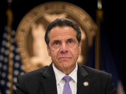 Andrew Cuomo Comments on Brother Chris's 'Fredo' Meltdown