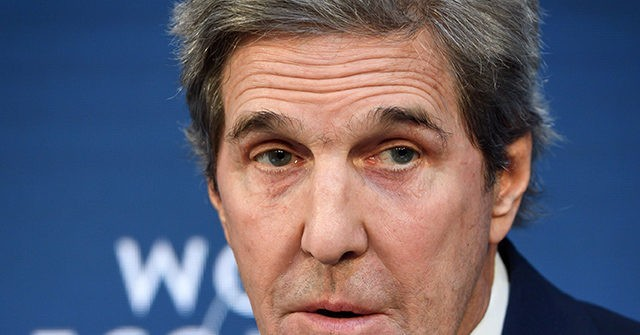 John Kerry: Evidence Against Trump 'More Powerful' Than in Nixon Impeachment