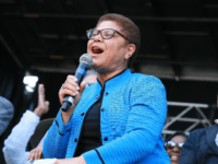 Rep. Karen Bass Echoes AOC, Claims Trump Administration Torturing Migrant Children