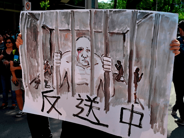 CHINA Hong Kong, anti-extradition demonstrators are turning to the G20 countries