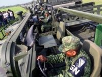 15,000 Mexican Troops Deployed to Help Secure U.S. Border