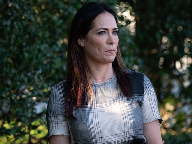 Stephanie Grisham named new White House press secretary