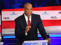 Cory Booker: 'I Hear Gunshots in My Neighborhood'