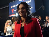 Tulsi Gabbard on Winning Drudge Debate Poll: I'm 'Most Qualified' as Commander-in-Chief