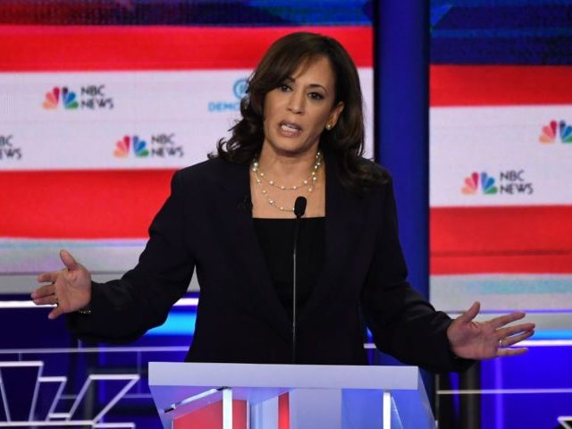 Kamala Harris, Elizabeth Warren Outraised in Home States