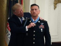 Watch: Donald Trump Presents Medal of Honor
