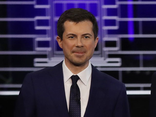 Pete Buttigieg becomes first openly LGBTQ candidate in presidential debate