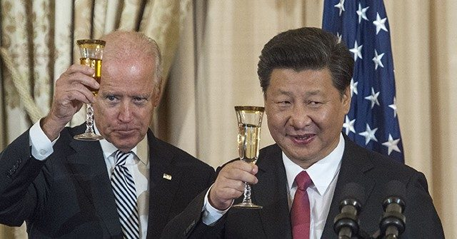 Experts: Joe Biden's ties to China present national security risk should he be elected president