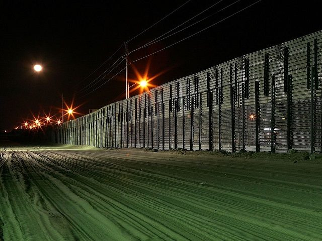 YUMA, AZ Graded earth, lights, and a steel border extend east from the border crossing at San Luis on south of Yuma, Arizona. As Congress begins a new battle over immigration policy, U.S. Customs and Border Protection (CBP) border patrol agents in Arizona are struggling to control undocumented immigrants that …