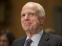 Senators Want NDAA Amendment Naming Human Rights Commission After John McCain
