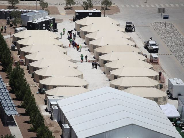 Temporary Migrant Shelter (File Photo: Joe Raedle/Getty Images)