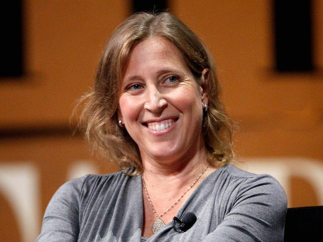 Google-owned Youtube CEO Susan Wojcicki