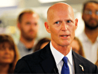 Rick Scott: Pelosi Held Articles 'to Help Joe Biden'