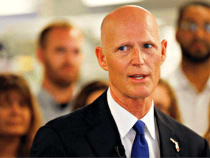 Rick Scott: 'It'll Be Pretty Easy' to Force Dems to Vote on Court-Packing, We Can 'Make Them Vote on Anything' During Reconciliation