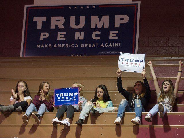 High School Trump Supporters