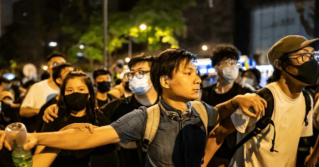photo image Hong Kong Youth Fear China Will Treat Them Like Uighur Muslims