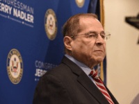 Committee Chairman of U.S. House Judiciary Committee Rep. Jerry Nadler (D-NY) speaks to members of the press on May 29, 2019 in New York City. Jerry Nadler offered made remarks about Special Counsel Mueller's statement on the Russian probe and the conclusion of his investigation into President Trump and his …