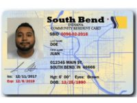 Illegal Immigrant ID Card, South Bend