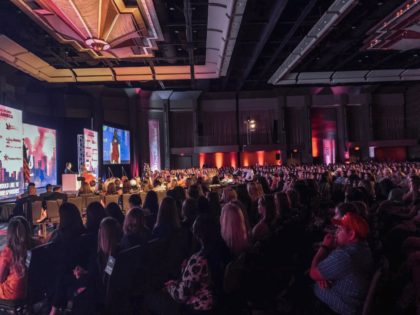 Turning Point USA's Young Women's Leadership Summit, Day 1