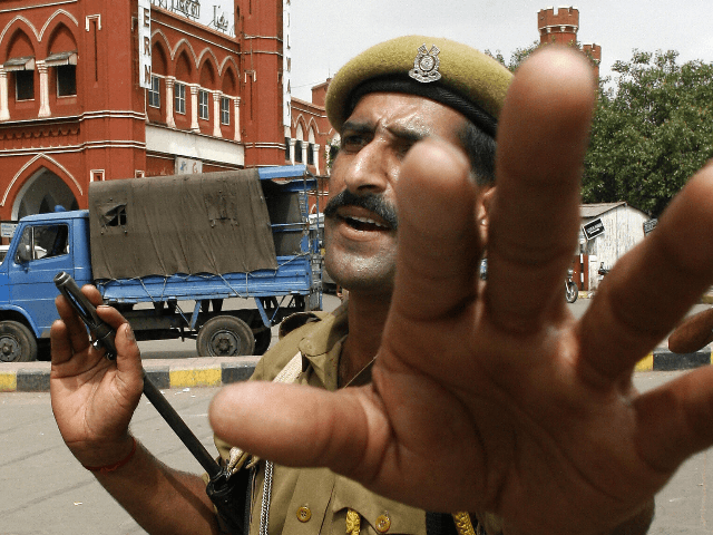 Indian Journalist Claims Police 'Urinated in My Mouth'