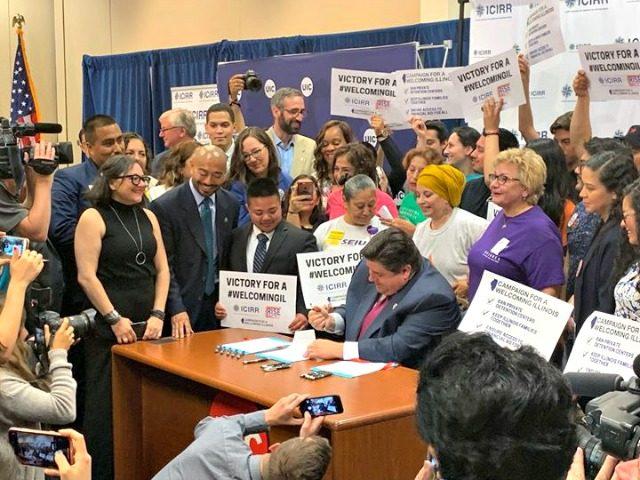 J.B. Pritzker signs measure against private detention centers