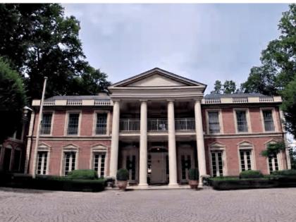 Joe Biden's Rental Mansion
