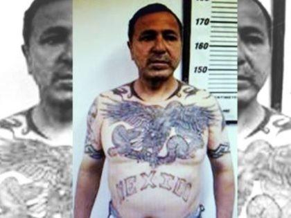 Joel Salinas Garcia mugshot
