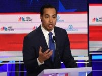 Julian Castro Democrat debate (Jim Watson / AFP / Getty)