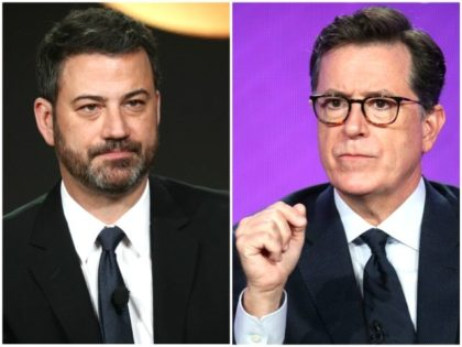 Late-Night Hosts Defend The Squad by Comparing Trump to Hitler, KKK