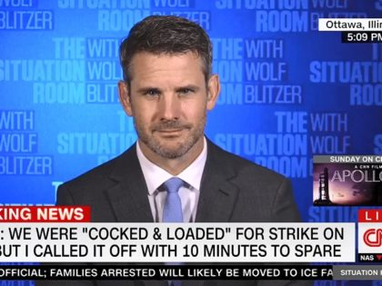 "Adam Kinzinger on 6/21/19 ""Situation Room"""