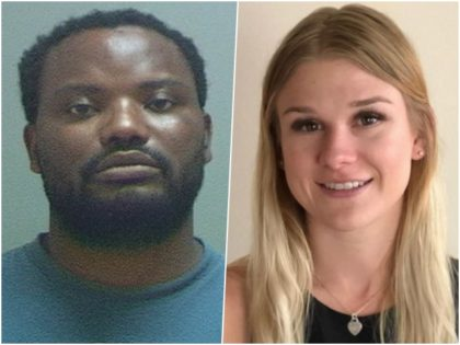 Nigerian native Ayoola Adisa Ajayi, 31-years-old, was charged this week with allegedly murdering Lueck in Salt Lake City, Utah on June 17 after she had just returned from California where she attended her grandmother's funeral.