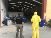 Mexican Feds, DEA Raid Industrial-Scale Fentanyl Lab in Border State