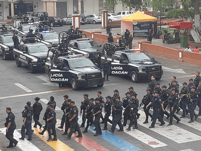 GRAPHIC: Mexican Governor Downplays Cartel Violence, Blames
