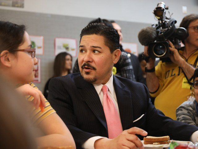 NYC Schools Chief Richard Carranza