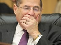 WASHINGTON, DC - JUNE 10: House Judiciary Committee Chairman Jerrold Nadler (D-NY) presides over a hearing about the Mueller Reporter in the Rayburn House Office Building on Capitol Hill June 10, 2019 in Washington, DC. The committee heard testimony from former Chief White House Counsel John Dean, who went to …