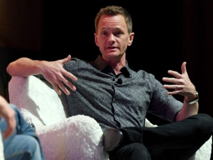 LAS VEGAS, NV - JANUARY 08: Actor and IAm App ambassador Neil Patrick Harris talks during a press event for CES 2018 at the Aria Resort & Casino on January 8, 2018 in Las Vegas, Nevada. CES, the world's largest annual consumer technology trade show, runs from January 9-12 and …