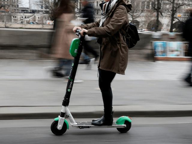 Paris Scooter