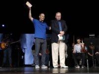 Pastor David Platt and Trump (Jacquelyn Martin / Associated Press)