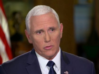 Watch: Jake Tapper Laughs at VP Pence During CNN Interview