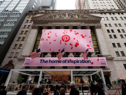 Pinterest on NYSE