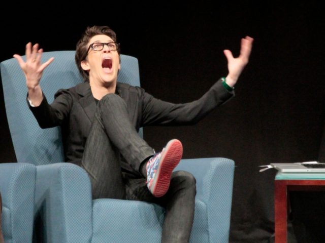 Russia Hoax Queen Rachel Maddow's Ratings Crash to Trump ...