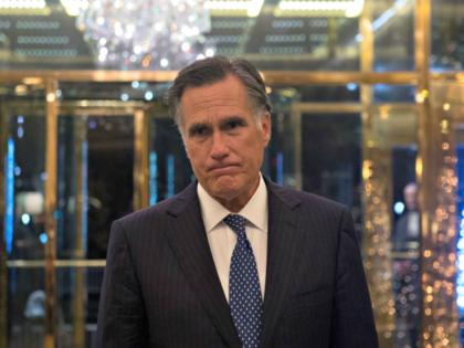 Romney Bummed