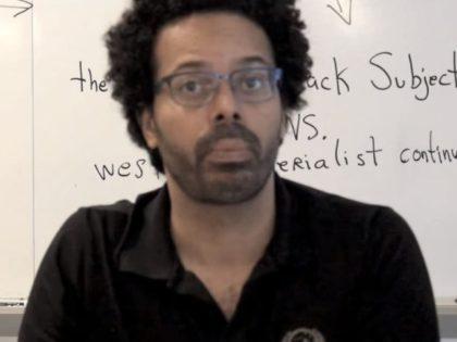 SUNY Professor Nicholas Powers