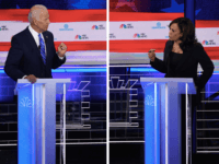 Kamala Harris to Biden at Primary Debate: You Opposed Busing Students Like Me to School