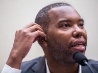 WASHINGTON, DC - JUNE 19: Writer Ta-Nehisi Coates testifies during a hearing on slavery reparations held by the House Judiciary Subcommittee on the Constitution, Civil Rights and Civil Liberties on June 19, 2019 in Washington, DC. The subcommittee debated the H.R. 40 bill, which proposes a commission be formed to …
