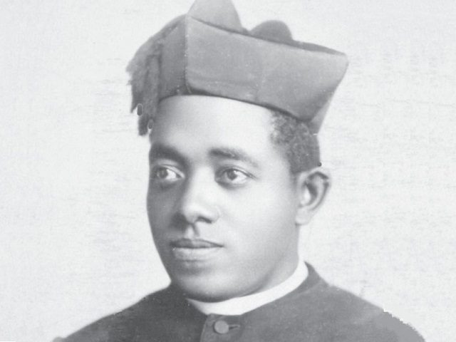 first black priest Father Augustus Tolton